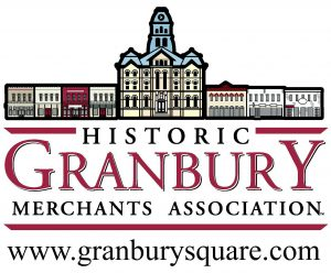 newest profile, historic granbury merchants assosiation, granbury square