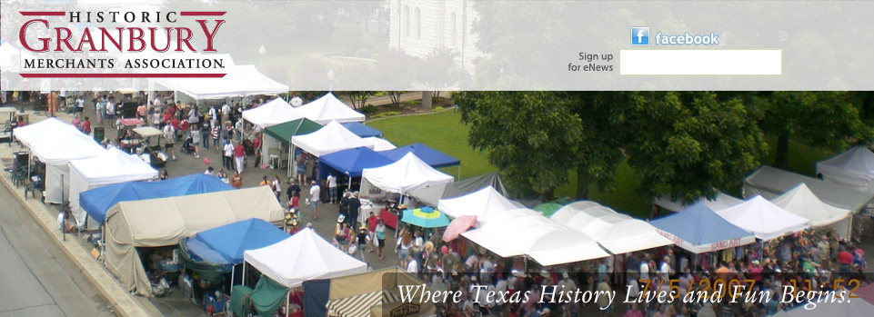 Granbury's Memorial Day Hometown Fair
