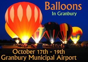 Balloons In Granbury  (B.I.G.) @ Granbury Municipal Airport | Granbury | Texas | United States