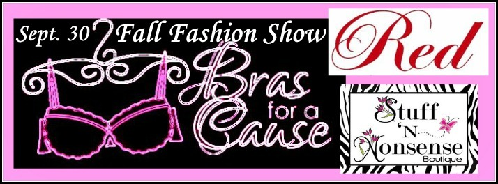 Pink Ribbon Fall Fashion Show & Bras For A Cause @ Celebration Hall on the Square | Granbury | Texas | United States