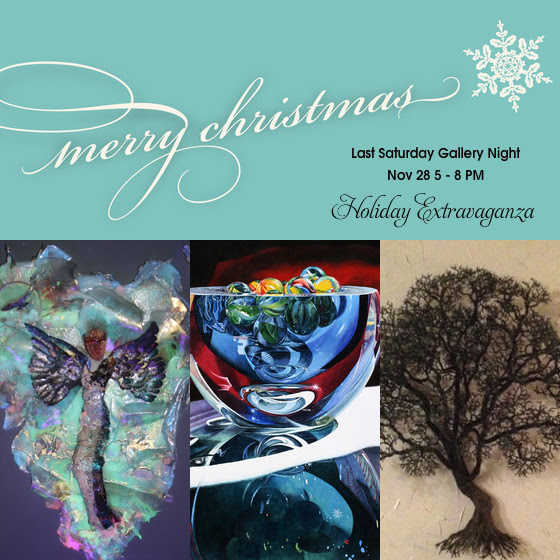 Art Gallery Holiday Extravaganza Gallery Night @ Your Private Collection Art Gallery | Granbury | Texas | United States