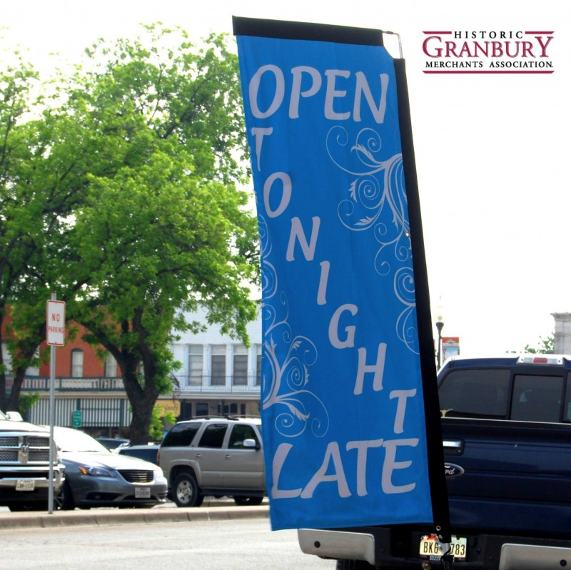 shop the granbury square