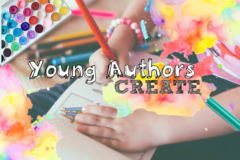 Young Authors Create - Against The Grain Studio @ Against The Grain Walk In Studio | Granbury | Texas | United States
