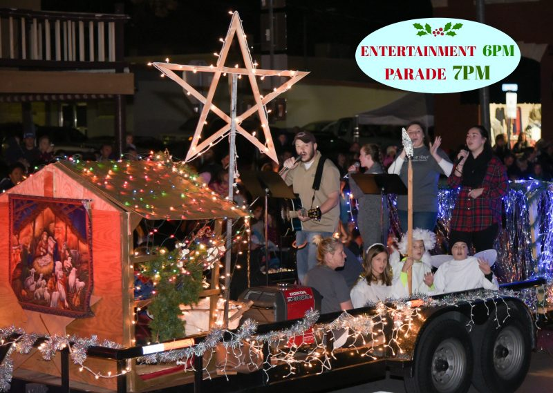Night of Lights - The Christmas Story Parade