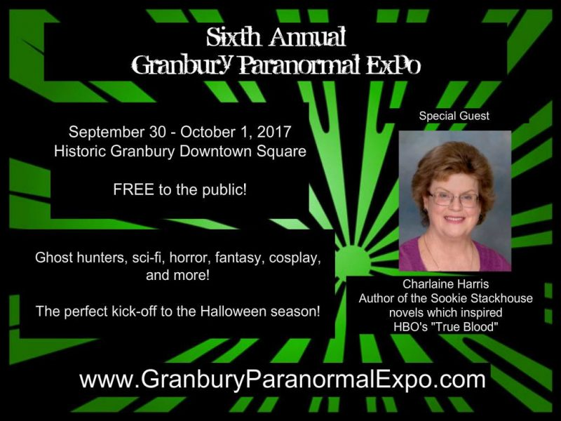 Granbury Paranormal Expo