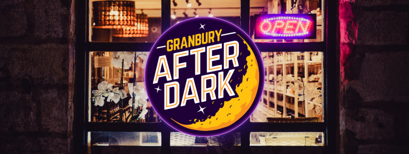 Granbury After Dark @ Granbury Texas Downtown Square