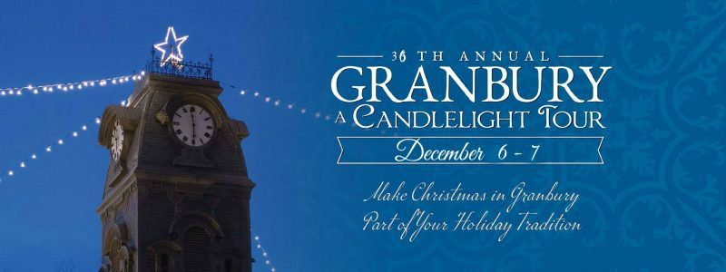 Granbury A Candlelight Tour