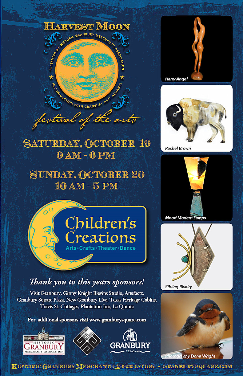 Harvest Moon Festival of the Arts