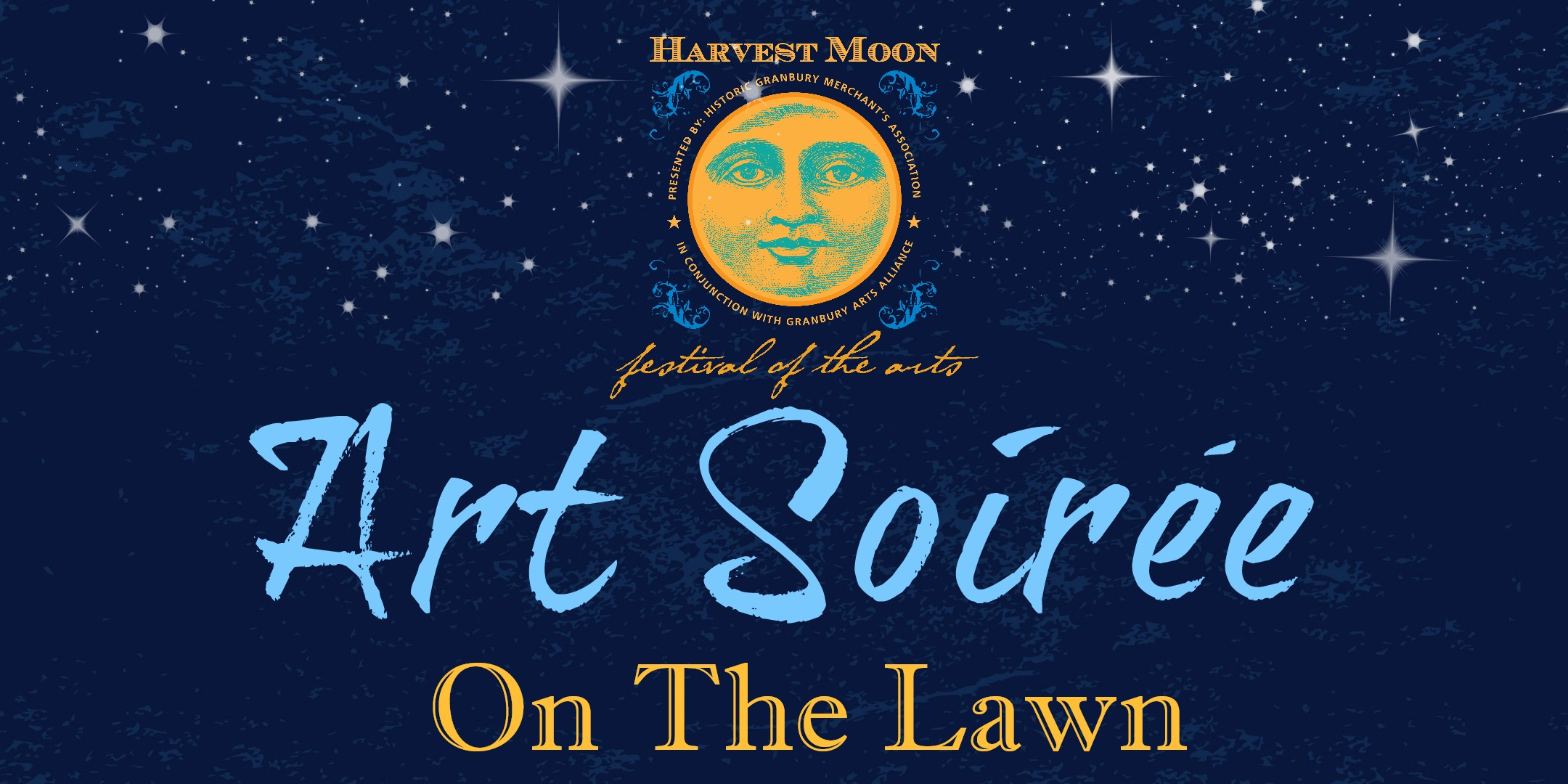 Harvest Moon Festival of the Arts Art Soiree.