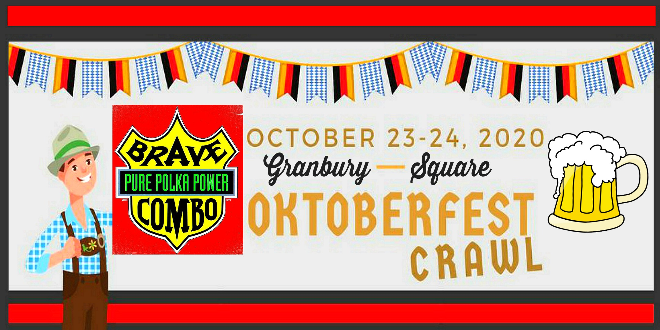 Granbury Oktoberfest & Crawl @ Granbury Square Plaza
